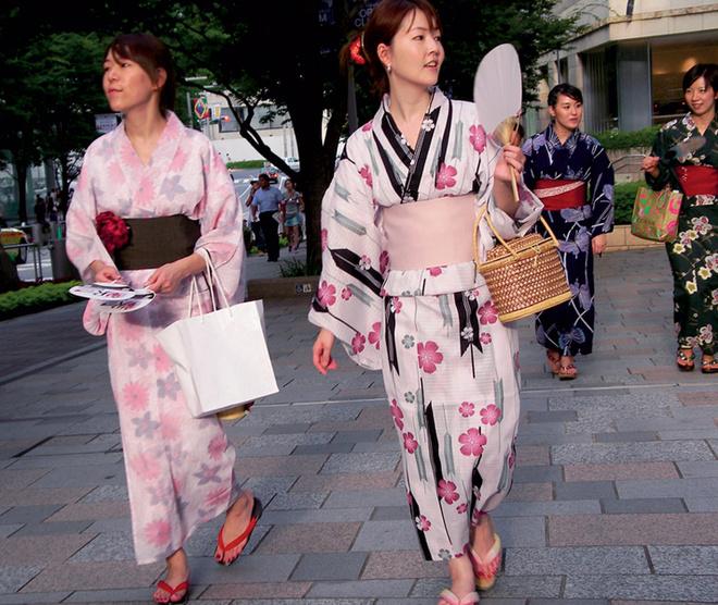 На улицах Токио, 2006.