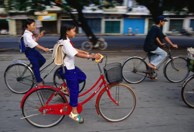 Образование в Польше и Вьетнаме