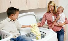 Чистота без вредной химии: чем стирать и мыть детские вещи