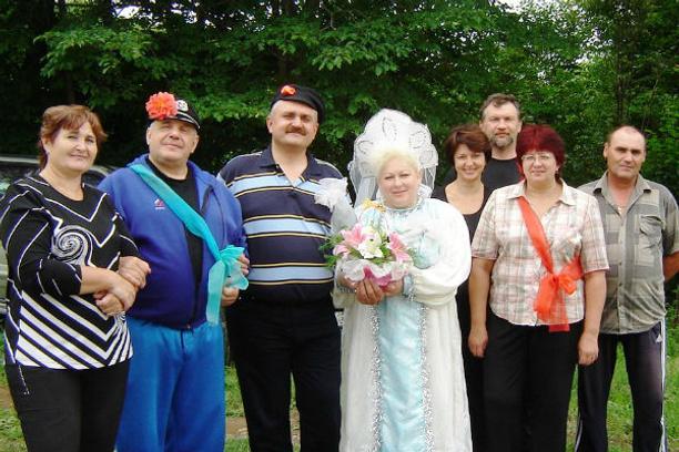 Серебряная свадьба с царицей