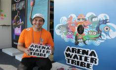 Парк ФИНА в Казани: 17 бесплатных развлечений