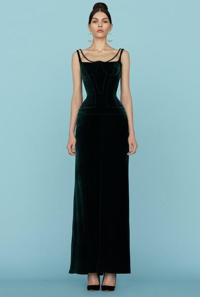 Ульяна Сергеенко представила новую коллекцию на Неделе высокой моды в Париже | галерея [1] фото [3]