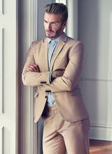 Дэвид Бекхэм в новой рекламной кампании H&M