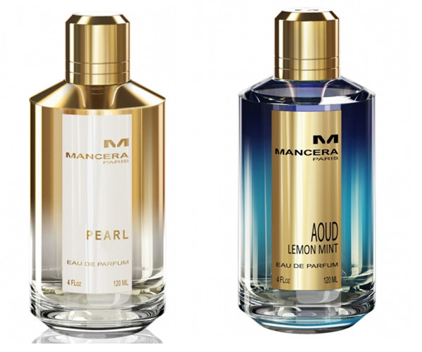 Mancera, Aoud Lemon Mint и Pearl