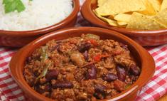 Классические рецепты приготовления чили