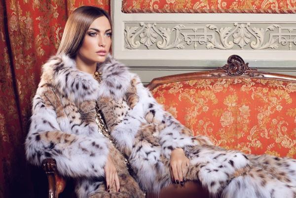 Модный мех 2014