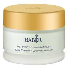 Дневной крем Babor из линии Perfect Combinaton для жирной и комбинированной кожи.
