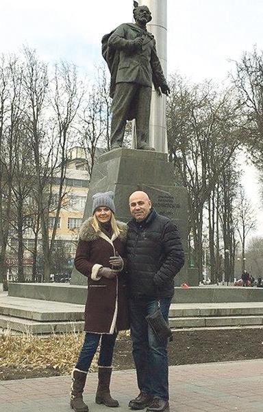 Супруги: Валерия и Иосиф Пригожин