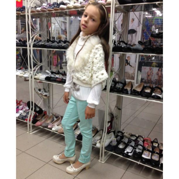 Анастасия Волочкова дочь