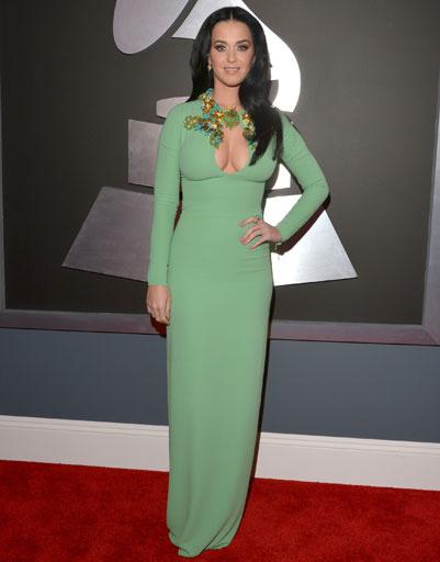 "Кэти Перри (Katy Perry) на ""Грэмми""-2013"