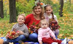 15 самых стильных многодетных мам Волгограда