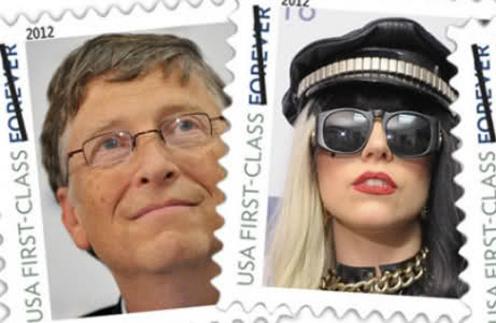 Выпуск почтовых марок