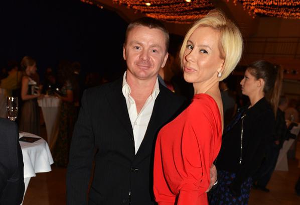 Владимир Сычев с женой: фото