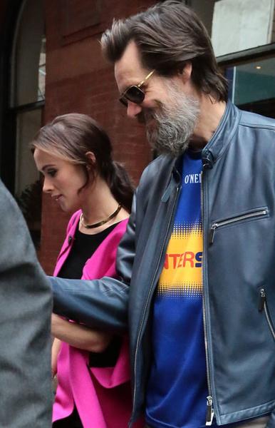 Джим Керри, фото