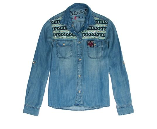 Куртка Superdry, 5490 руб.