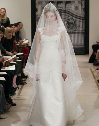 Свадебное платье Reem Acra 2013