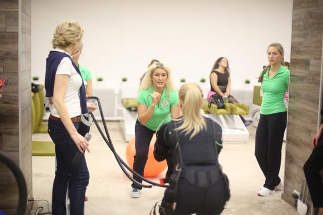фитнес, фитнес для женщин, Тонус-клуб в Пензе