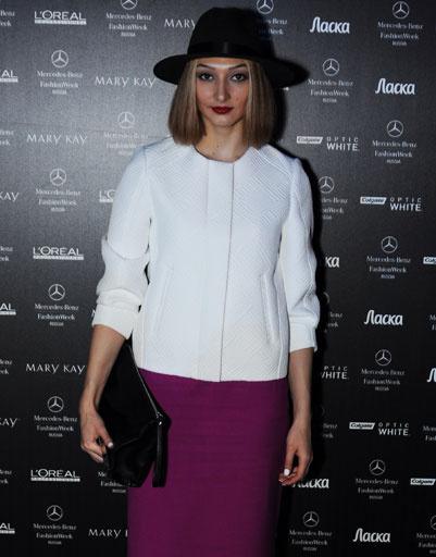Mercedes-Benz Fashion Week Russia весна-2014