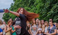 «Подбелка-2015»: как рязанская пешеходная улица стала музыкальной