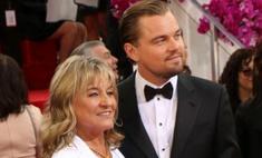 Леонардо Ди Каприо пришел на «Золотой глобус» с мамой