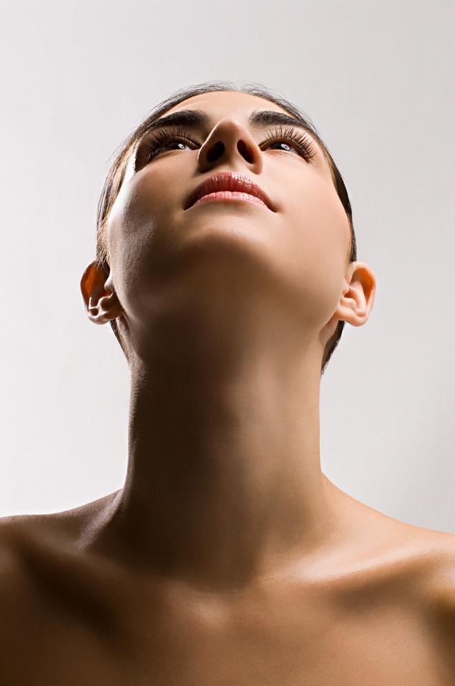 как удлинить шею