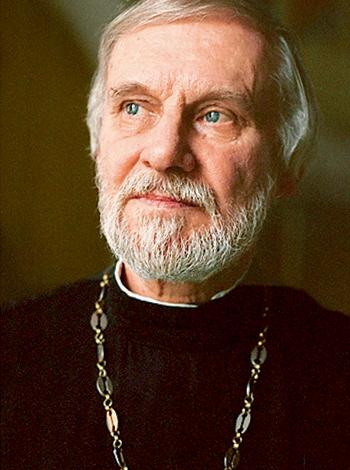 Александр Борисов, православный священник