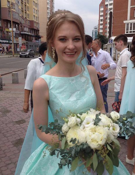Анна Ямщикова, свадьба, фото