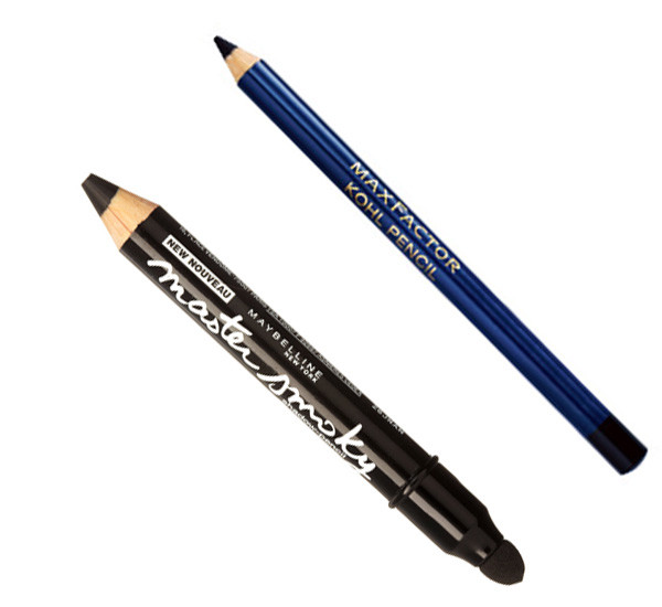 Макияж карандашом