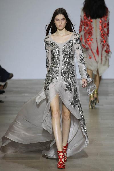 Неделя моды в Лондоне: день четвертый | галерея [1] фото [14]