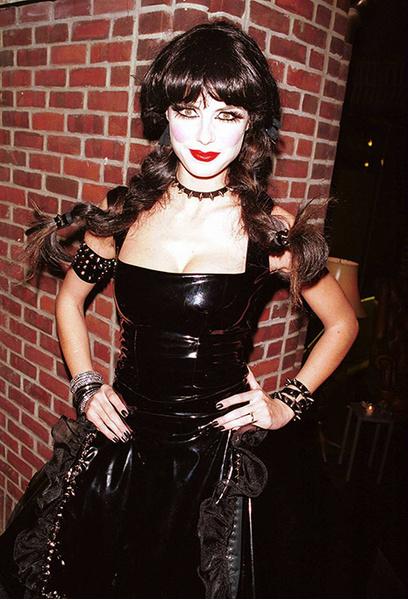 Хайди Клум Хэллоуин фото