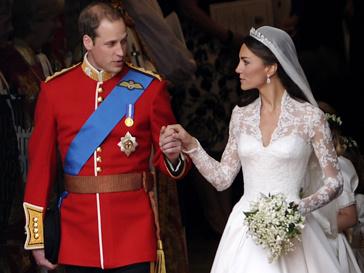 Чтобы скрыть свою причастность к платью Кейт Миддлтон (Kate Middleton), Саре Бертон (Sarah Burton) пришлось врать