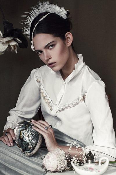 Дарья Медведева, модель