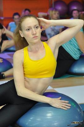 Эффективные упражнения по фитнесу, клуб Fit'n'Fly