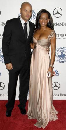 Экс-«перчинка» Мелани Браун с супругом