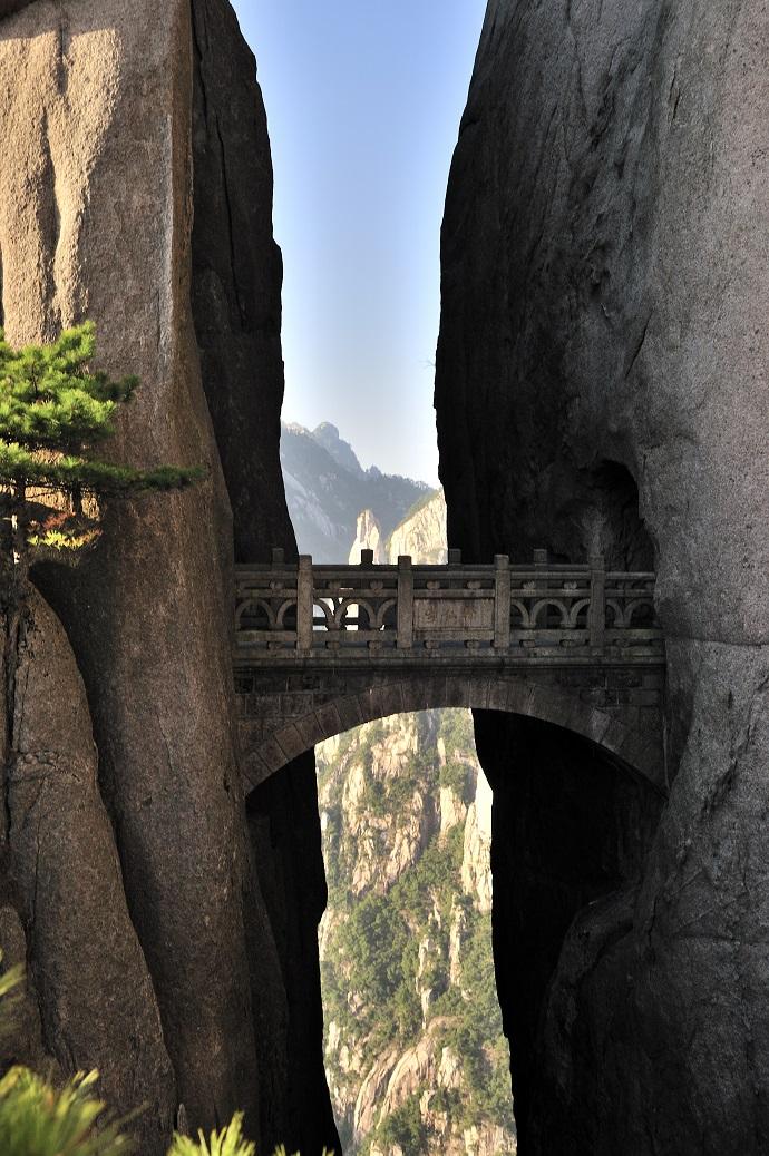 Мост Бессмертных, Китай