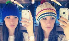 Виктория Дайнеко готовится к модному осеннему сезону