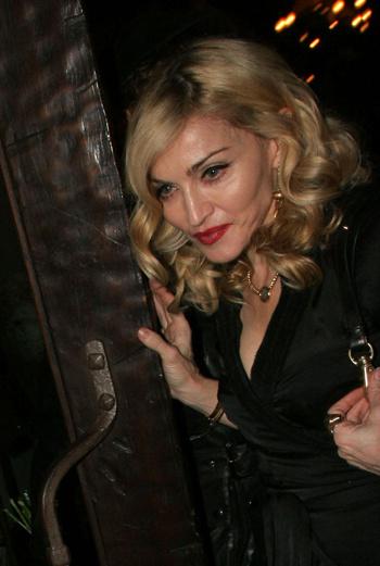 Мадонна воссоединится с бывшим мужем на Рождество