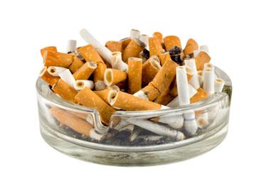 Сигареты под запретом