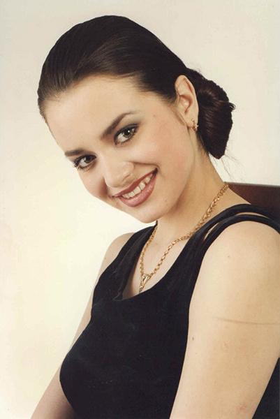 Анастасия Мельник, «Мисс Екатеринбург-1998»