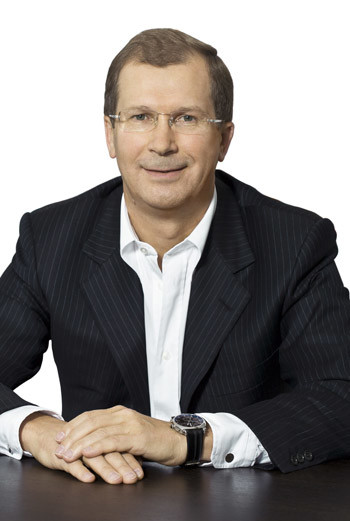 Виктор Шкулев, президент ИД Hachette Filipacchi Shkulev (HFS) и «ИнтерМедиаГруп».