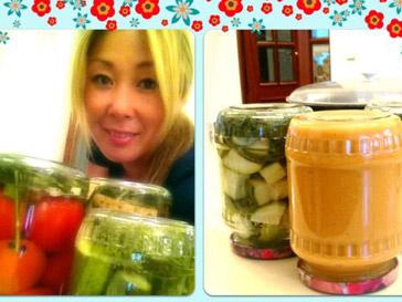 Консервирование овощей на зиму