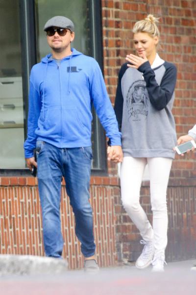 Леонардо ДиКаприо помолвлен с моделью Келли Рорбах