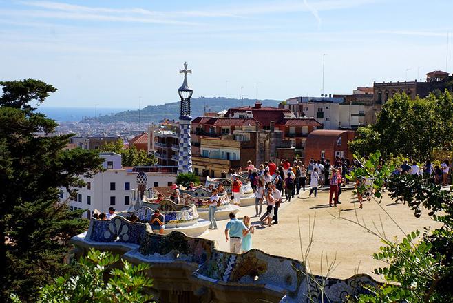 Испания: сиеста и запас еды на выходные