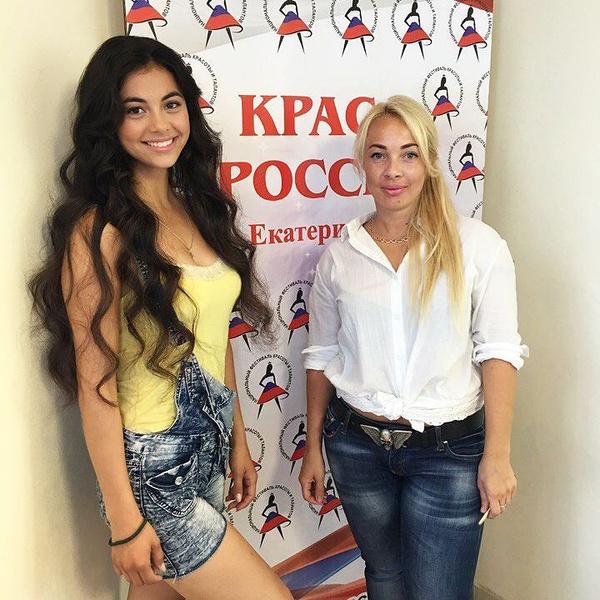 В Москве выбрали победительницу конкурса «Краса России»