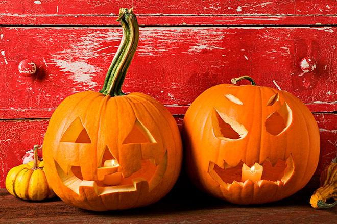 К Хэллоуину своими руками