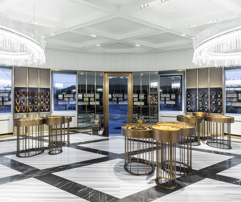 Открылся первый флагманский бутик Amber & Art в Санкт-Петербурге   галерея [1] фото [19]