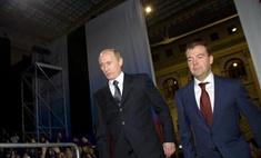 Медведев не хочет конкурировать с Путиным