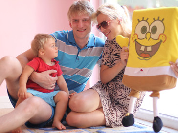 Семейная улыбка