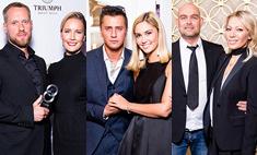 Весь бомонд: Летучая с мужем и другие звезды на премии «Пара года»