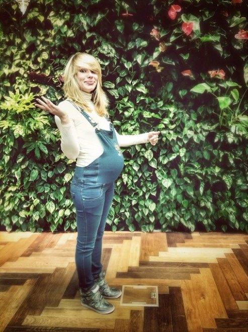 Зоя Бербер беременна